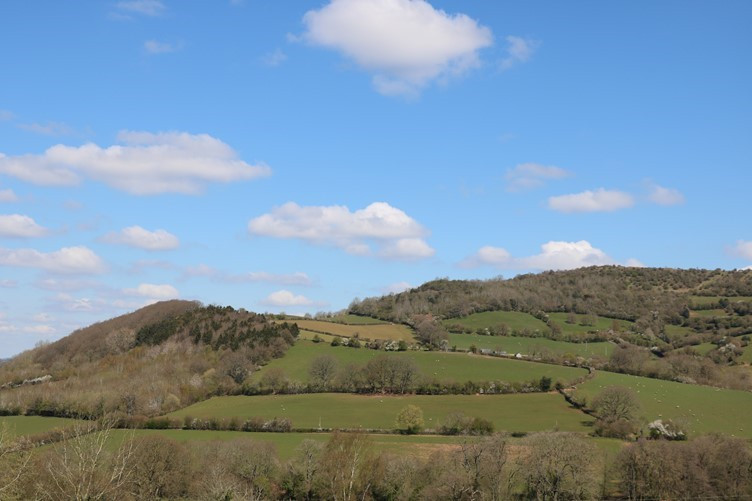 The Magic of the Golden Valley in Herefordshire