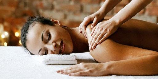 90min Deep Tissue Massage