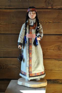 Кукла Шаманка