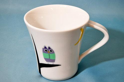 ふくろう食器 マグカップ