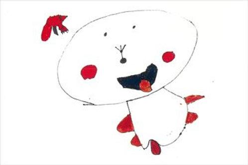 No.67甘いキャンディ/絵やまむら あい
