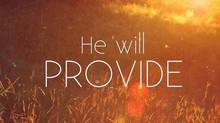 A.L.L. For Jesus Lesson: God's Provision