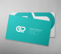 Enviro Business Card - 13pt (Uncoated)