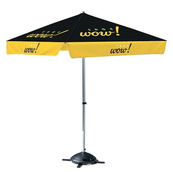 4 Sided Umbrella - Full Print