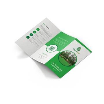 80lb Enviro Stock Brochures