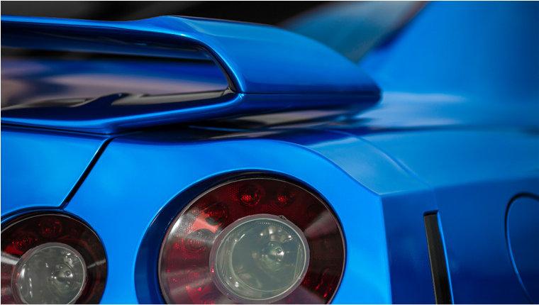 3M 1080 Blue Fire (Gloss)