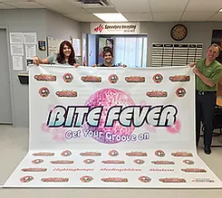 bite fever back drop twas the bite befor