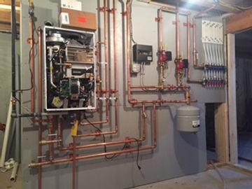 Navien Low Mass Boiler