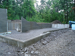 foundation contractor sidney ny
