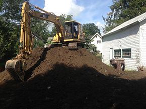 excavation oneonta ny