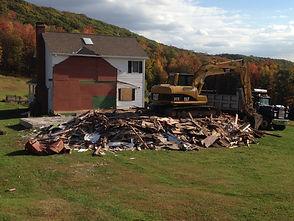 demolition oneonta ny