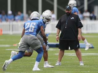 Lions Preseason: What to Watch for