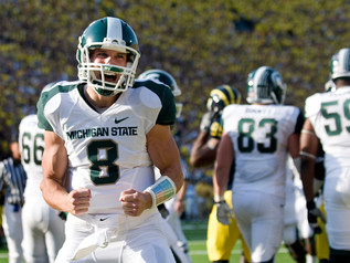 Top 40 QBs in MSU History