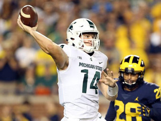 Can Brian Lewerke Really Force His Way into the Heisman Conversation?