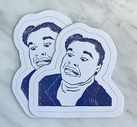 Ew Sticker
