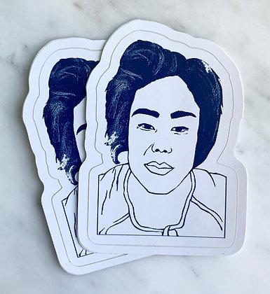 Shinno Sticker