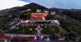 Villa di Maiano - Aerial view