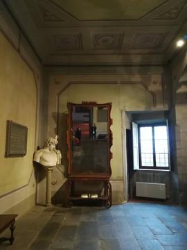 Villa di Maiano - Sala delle Carrozze