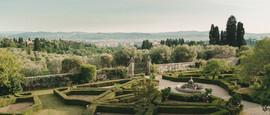 Villa di Maiano  - The Italian Garden