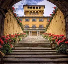 Villa di Maiano - Passage to Italian Garden