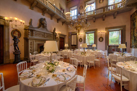 Villa di Maiano - The Ball room