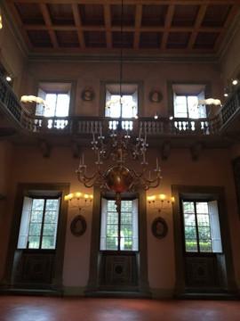 Villa di Maiano  The Ballroom