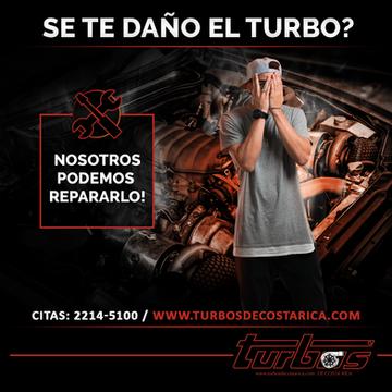 Daños en el Turbo