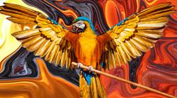 parrot_art