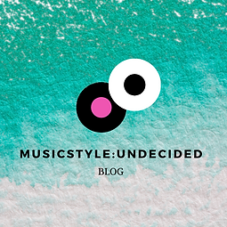 logo, musicstyleundecided:blog