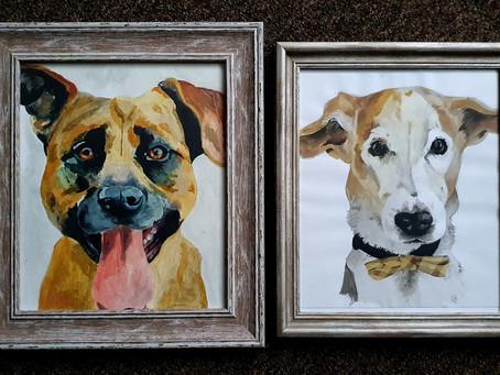 In Earnest: Your Dog/ Good Boy