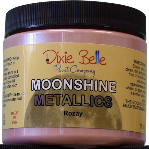 Moonshine Metallics - Rozay