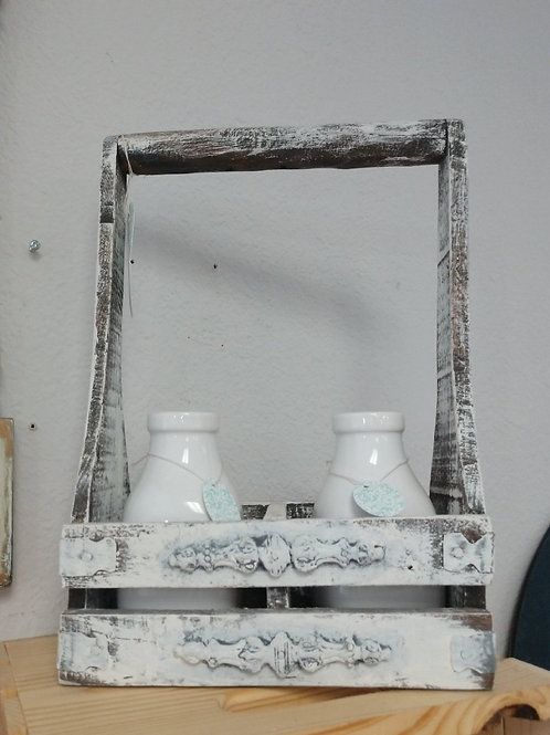Milk Tote and Bottles