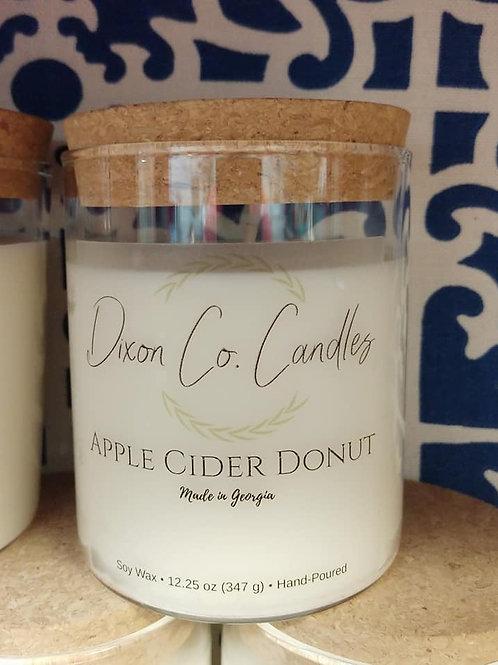 Dixon Co. Candle Apple Cider Donut