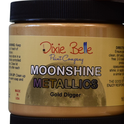 Moonshine Metallics - Gold Digger