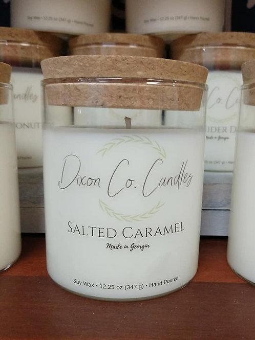 Dixon Co. Candle Salted Caramel