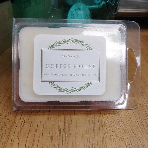 Dixon Co. Wax Melt Coffee House