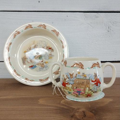 Royal Dalton Vintage set