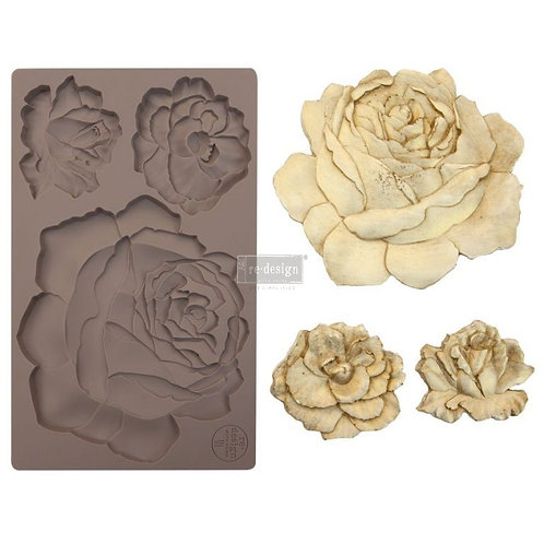 Redesign With Prima Moulds Etruscan Rose