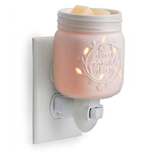 Plug In Mason Jar Wax Warmer