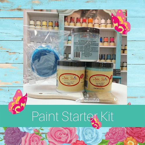 Paint Starter Kit