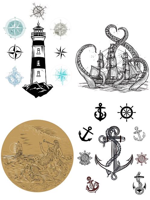 Nautical Life Transfer