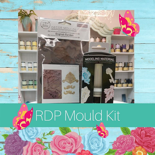 Redesign With Prima Mould Kit