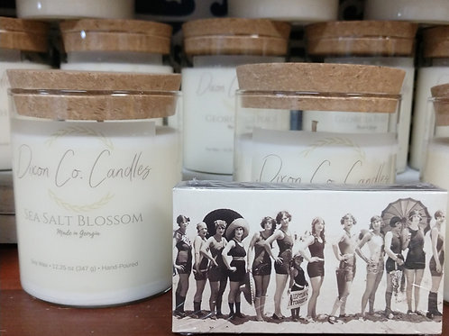 Dixon Co. Candle Sea Salt Blossom
