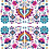 Thumbnail: Latin Floral transfer