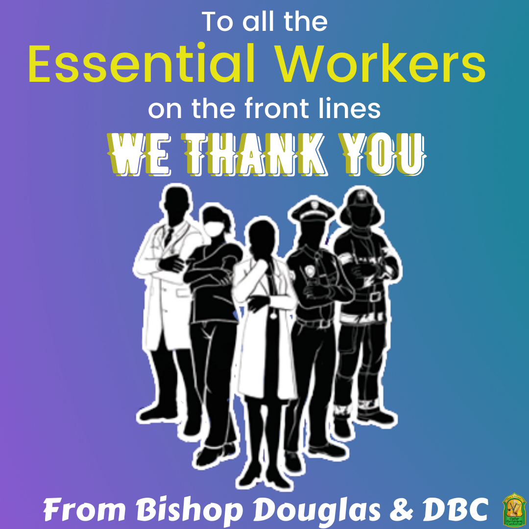 To All The Essentiaes Workers on the fro