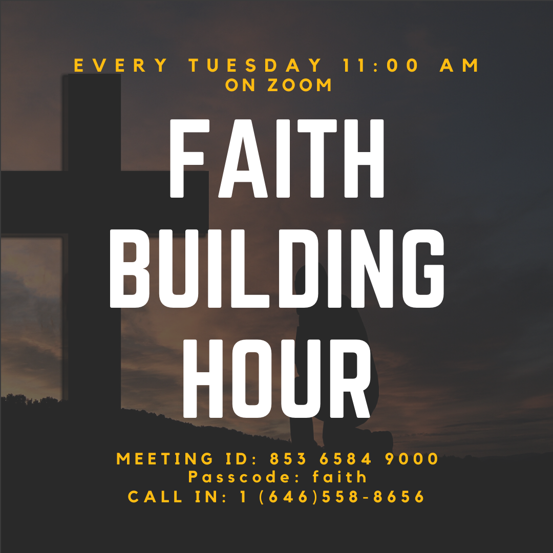Faith Building Hour-3