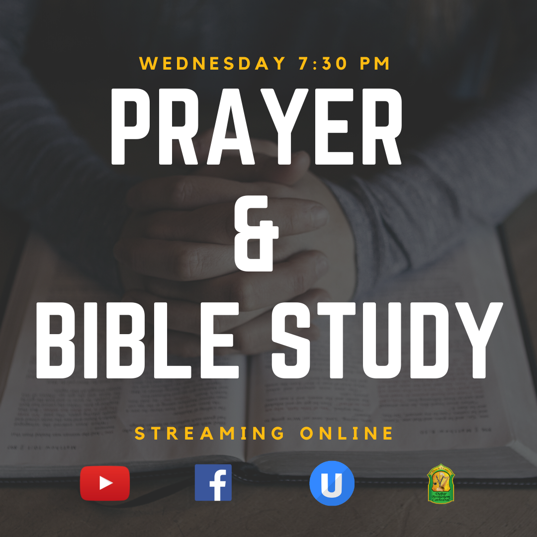 Prayer & Bible study-2