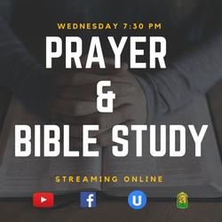 Prayer & Bible study-2