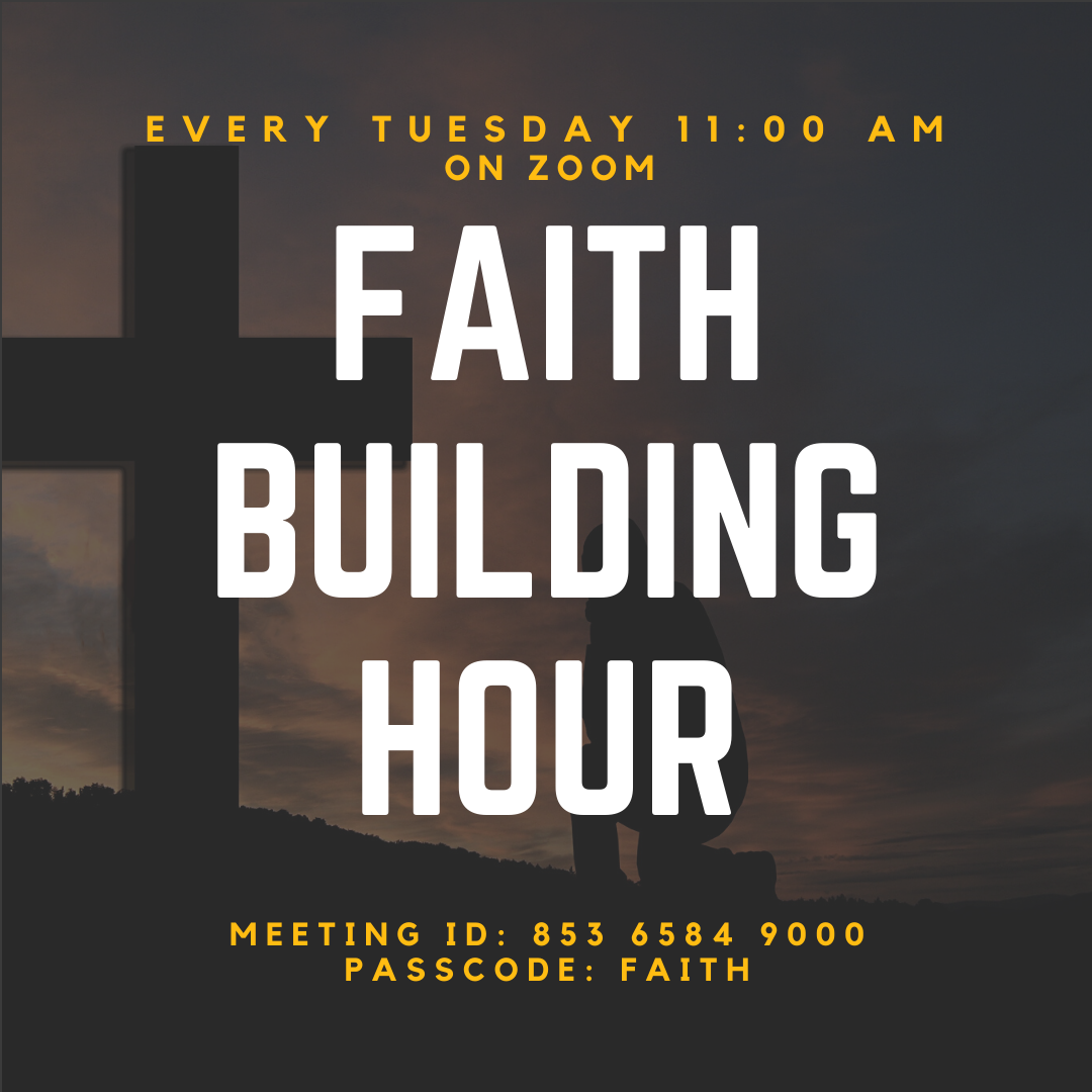 Faith Building Hour