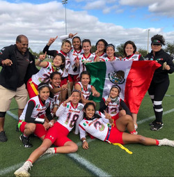 17u Girls Champs - Team Mexico (MX)